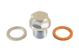 Connect 31762 Sump Plug Kit to suit BMW & Mercedes Pk 1 plug & 2 Washers
